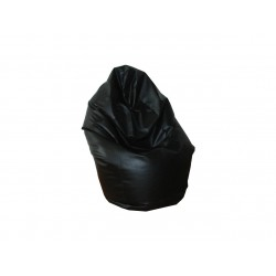 Beanbag Chair Cover Medium Point - Black