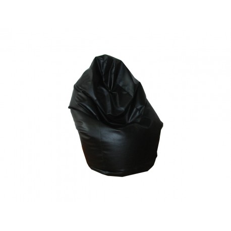 Beanbag Chair Cover Medium Point - Black