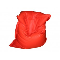 Beanbag Chair Cover Relax Point - Red