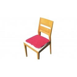 Poduszka na krzesło 38x38x2 cm - 001