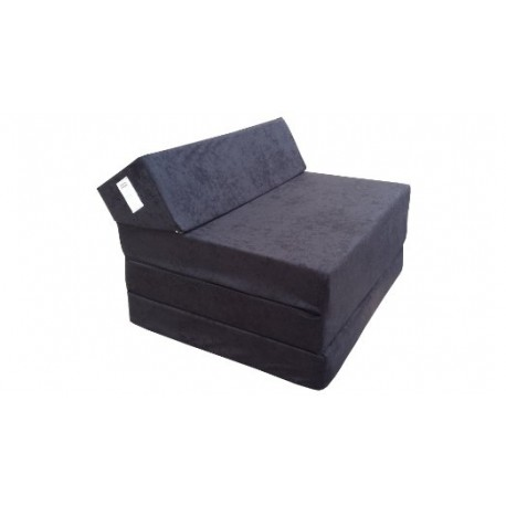 Fold Out Guest Chair 200x70x10 cm - 0001