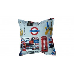 Decorative pillows 40x40 cm- london