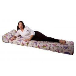 Matelas fauteuil pliant 200x70x10 cm – 1021