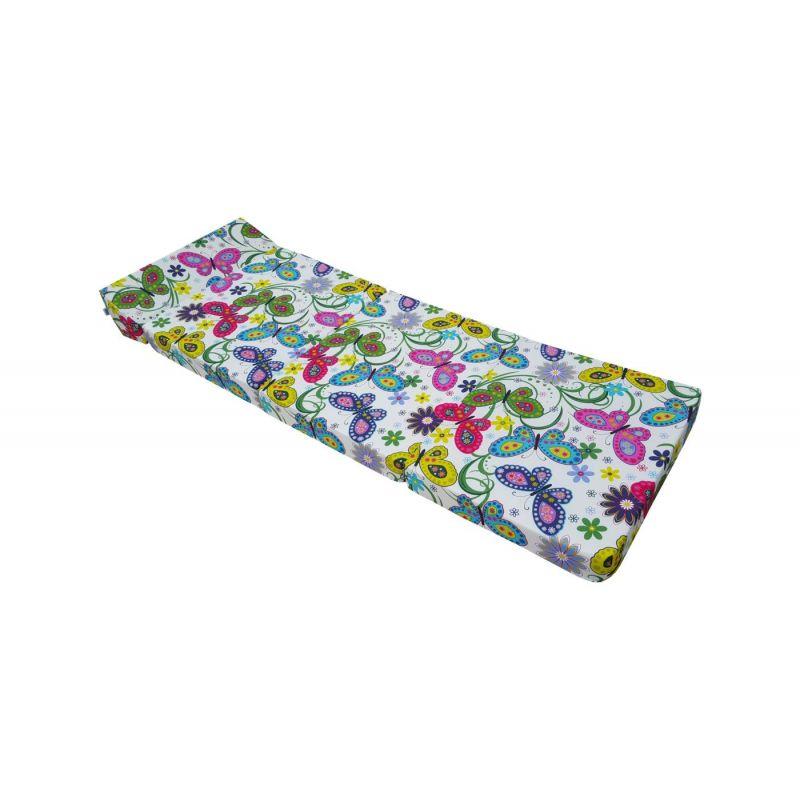 Fotel materac składany 200x70x10 cm - 1224