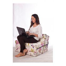 Fotel materac składany 200x70x10 cm - 1331