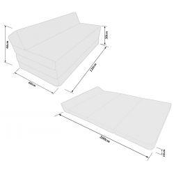 Pokrowiec poduszki dekoracyjnej 50x50 cm - C901