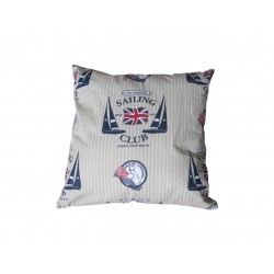 Decorative pillow cover 40x80 cm- C901