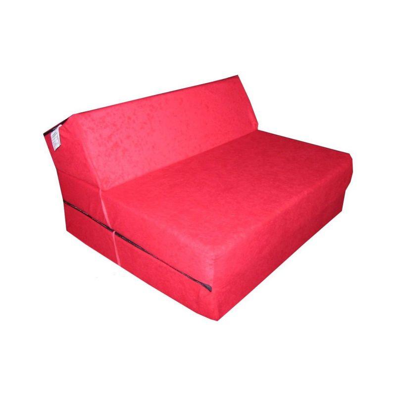Folding mattress 195x65x8 cm -1331