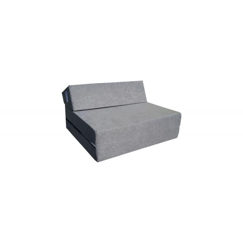 Folding mattress 195x65x10 cm - 1331