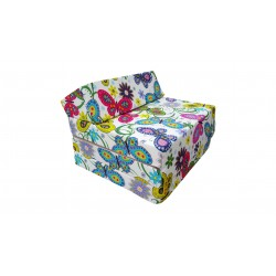 Fold Out Guest Chair 200x70x10 cm - GARDEN
