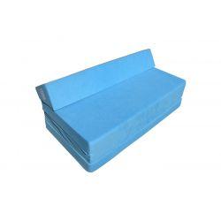 Fotel materac składany 200x70x10 cm - GARDEN