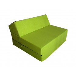 Matelas fauteuil pliant 160x60x12 cm - 1229