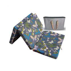 Folding mattress 198x80x10 cm - LONDON2