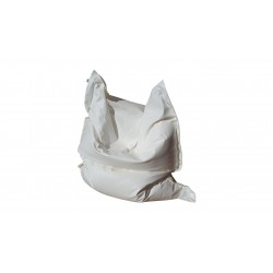 Beanbag Chair Medium Point - White