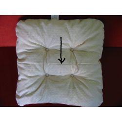 Pouf Relax POINT - blanc