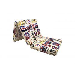 Pouf Relax POINT - vert