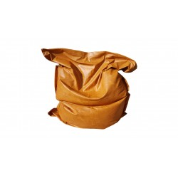 Beanbag Chair Cover Relax Point - Dark yellow