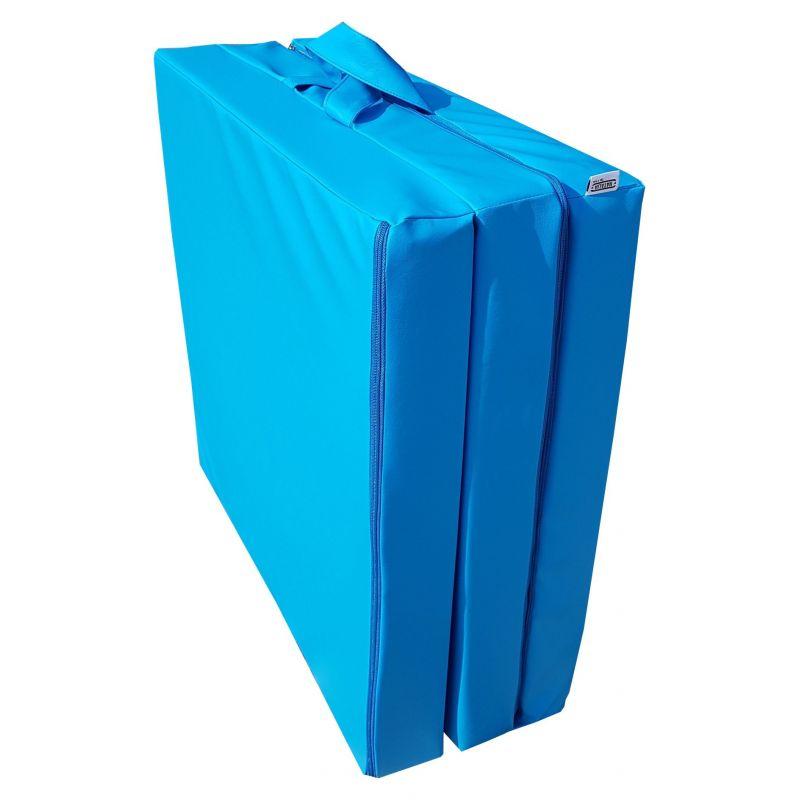 Pokowiec na materac składany 198x80x10 cm - 1009