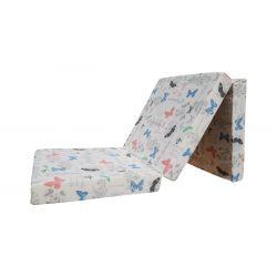 Folding mattress cover 198x80x10 cm - 3100
