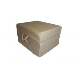 Pokrowiec na materac składany 198x80x10 cm - LONDON2