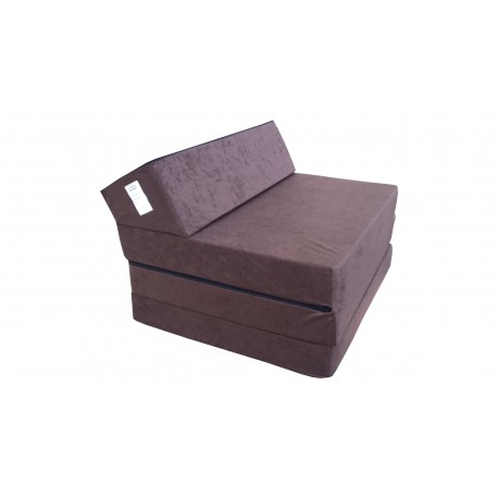 Fold Out Guest Chair Cover 200x70x10 cm - 1021