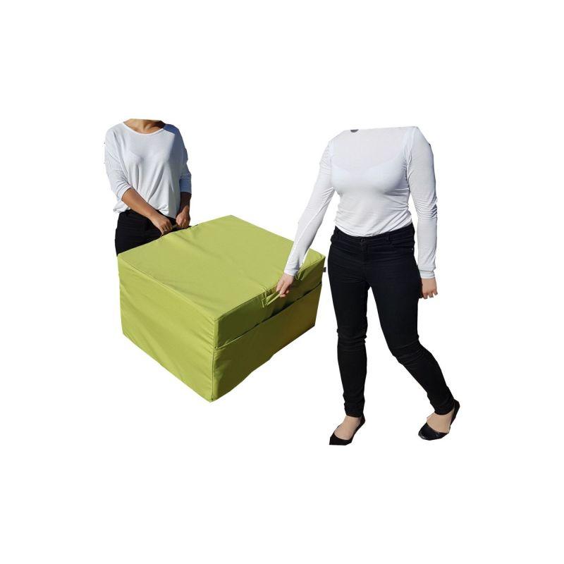 Pokrowiec na Fotel materac składany 200x70x10 cm - 1009