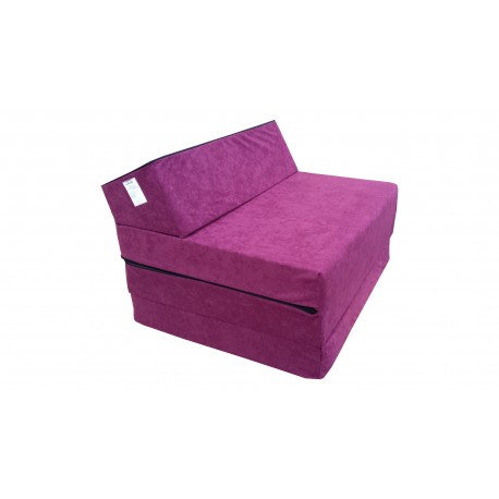 Fold Out Guest Chair Cover 200x70x10 cm - 1224