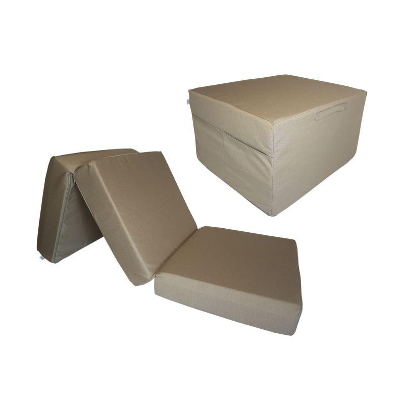 Pokrowiec na Fotel materac składany 200x70x10 cm - 1224