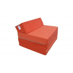Pokrowiec na Fotel materac składany 200x70x10 cm - 1333