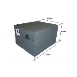 Pokrowiec na Fotel materac składany 200x70x10 cm - GARDEN