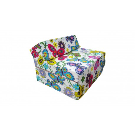 Fold Out Guest Chair Cover 200x70x10 cm - GARDEN