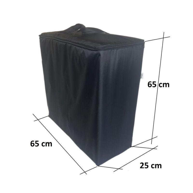 Pokrowiec na Fotel materac składany 200x70x10 cm - LONDON2
