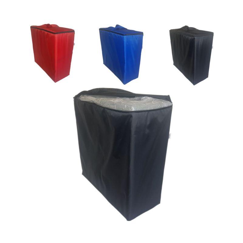 Pokrowiec na sofę, materac składany 200x120x10 cm-1229