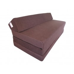 Fold Out Sofa Cover 200 cm x 120 cm x 10 cm- 1021