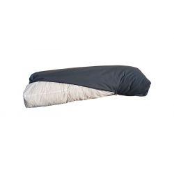 Pokrowiec na sofę, materac składany 200x120x10 cm-LONDON 2