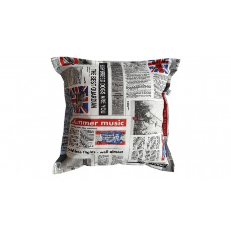Decorative pillow cover 40x40 cm- LONDON2