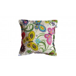 Decorative pillow cover 40x40 cm- GARDEN