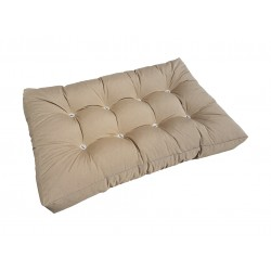 Pallet Seating Cushion light brown