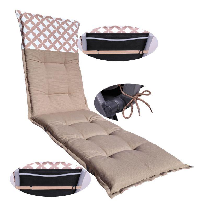Pokrowiec na Fotel materac składany 200x70x10 cm - 1227