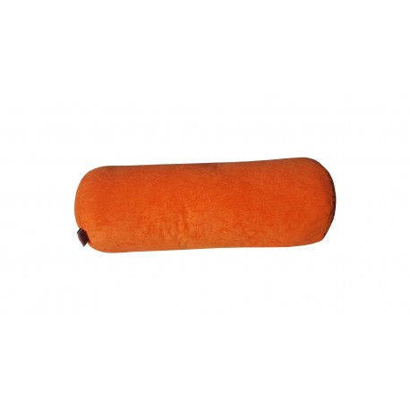 Neck cushion, Neck roll- Orange