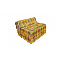 Fold Out Guest Chair 200x70x10 cm - 004