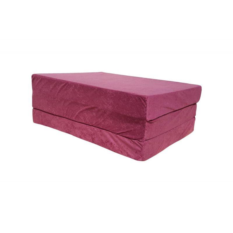 Folding mattress 195x65x8 cm -30943