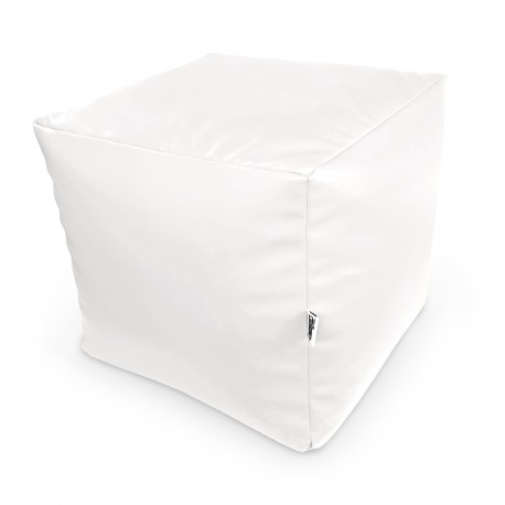 Beanbag Chair Little Point - White