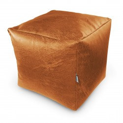 Beanbag Chair Little Point - Dark yellow