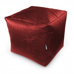 Beanbag Chair Little Point - Dark red