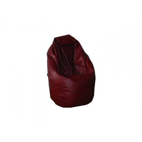 Beanbag Chair Medium Point - Dark red