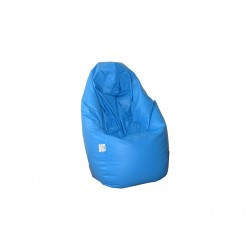 Pouf MEDIUM POINT - bleu