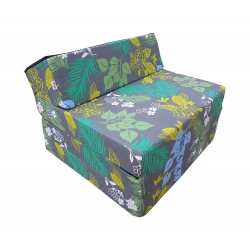 Fold Out Guest Chair Cover 200x70x10 cm - STYLE