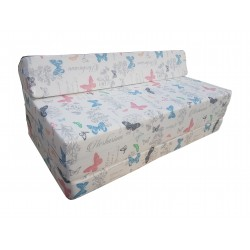 Fold Out Sofa Cover 200 cm x 120 cm x 10 cm- GLORY