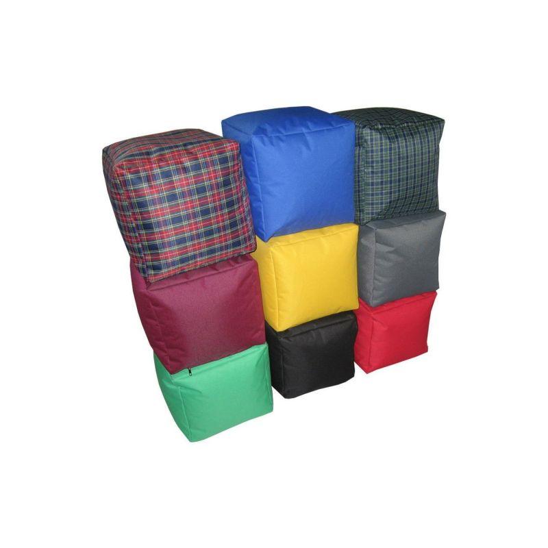 Pufa MEDIUM POINT - Pomarańczowy